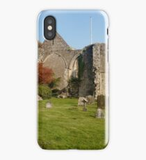 St Thomas Church Yard 4.0 - Winchelsea iPhone Case/Skin