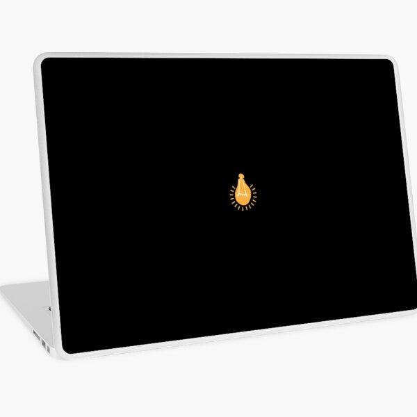Maboneng Enlightening Bulb Laptop Skin