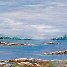 Baltic Sea by Linda Ridpath