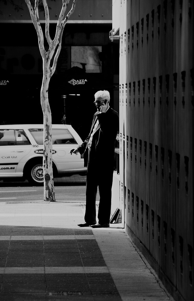 """Hello?"" by Jordan Miscamble"