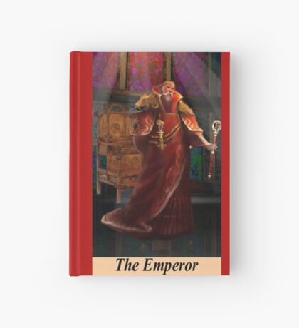 THE EMPEROR Hardcover Journal