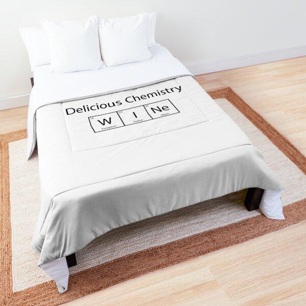 Delicious Chemistry - Wine Comforter