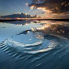 Nudgee Beach - Brisbane - Queensland - Australia by Soren Martensen
