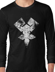 Kingdom Hearts Keyblade Master grunge Long Sleeve T-Shirt