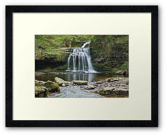 West Burton Falls by spemj
