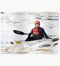 Canoe 734 Poster