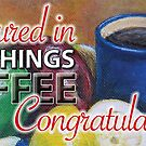 All Things Coffee Group: Banner Challenge design by Shani Sohn