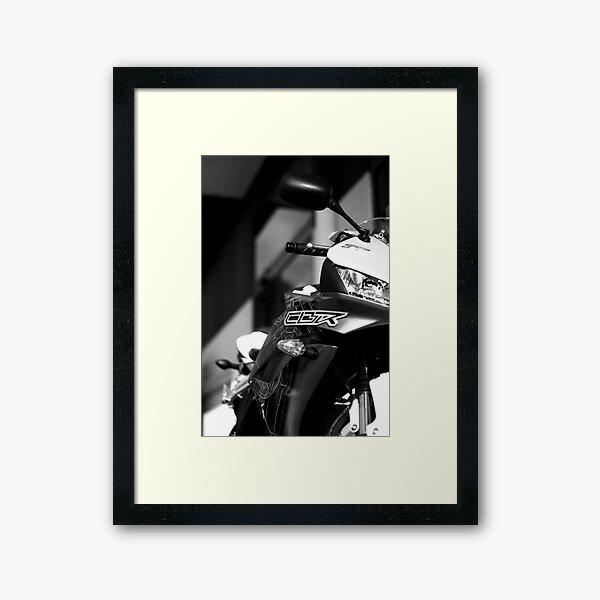 CBR Framed Art Print