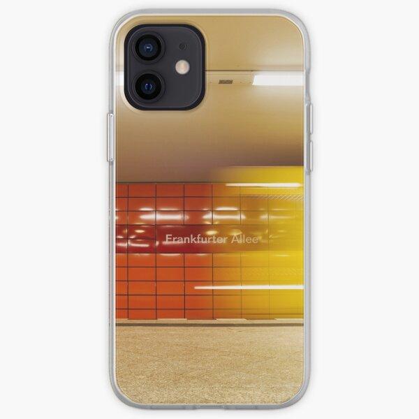 Frankfurter Allee iPhone Soft Case