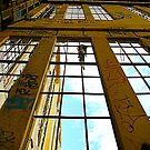 Power house windows by dippa
