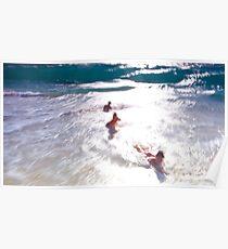 The Beach Boys Poster