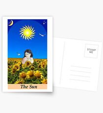 THE SUN Postcards