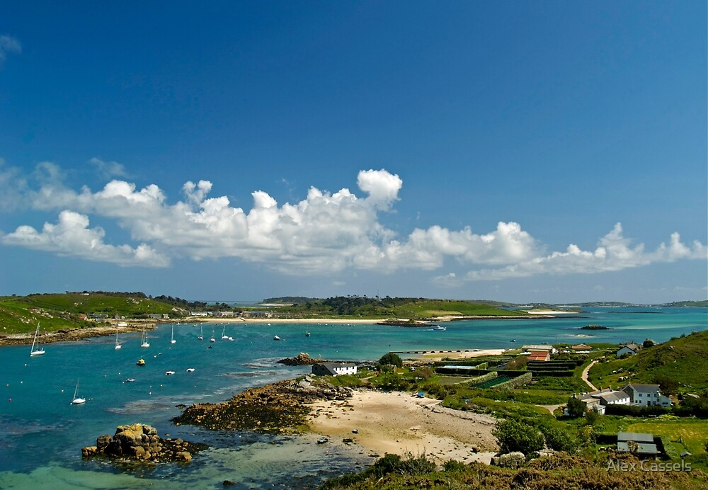 The Isles of Scilly by Alex Cassels
