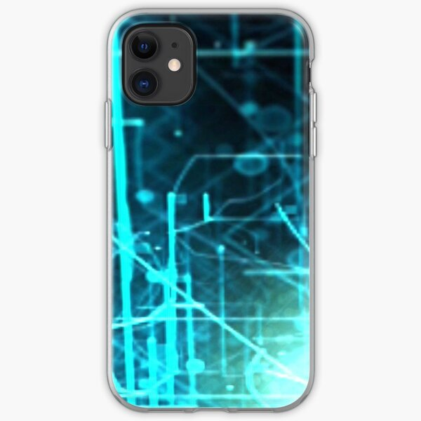 electricity iPhone Soft Case