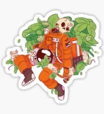 The Success of Apollo 11 Sticker