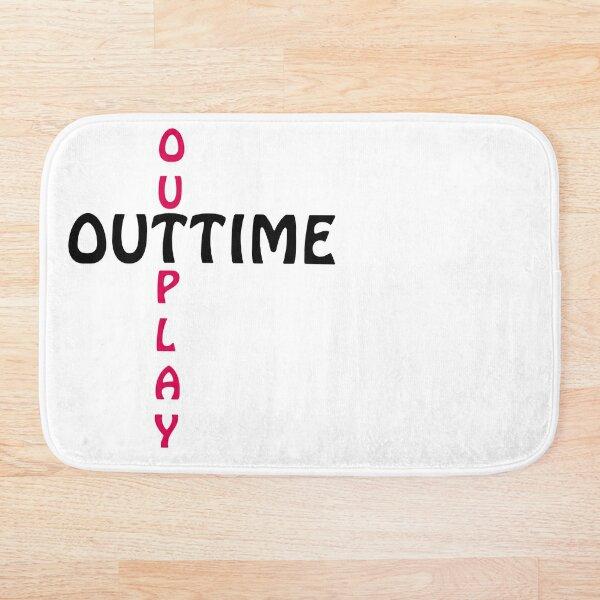 outtime / outplay Bath Mat