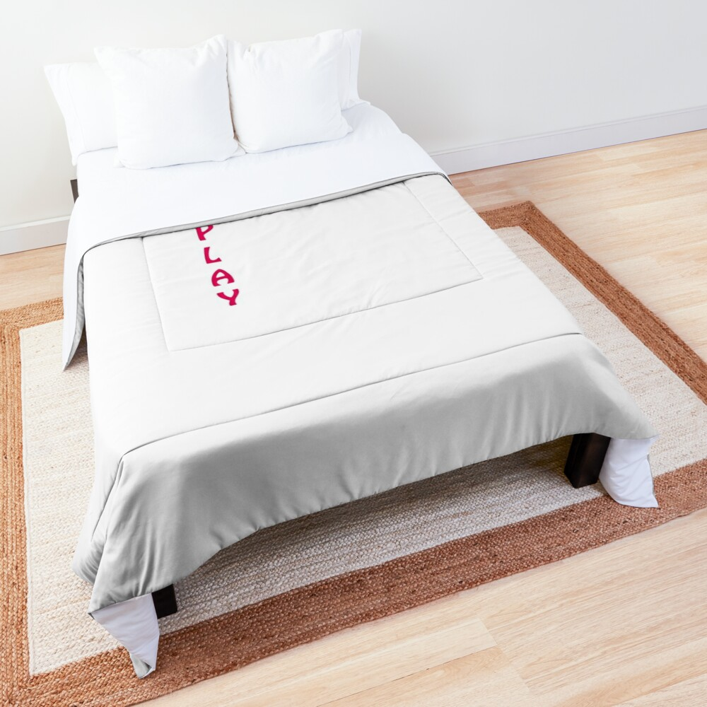 outtime / outplay Comforter