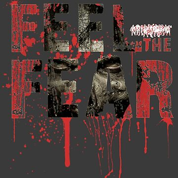 Feel the fear by spiderkilla