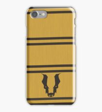 The yellow scarf iPhone Case/Skin
