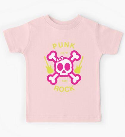Punk Rock Baby Kids Clothes