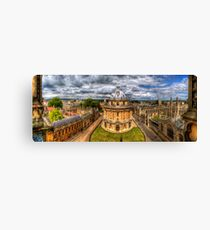 Radcliffe Camera  Canvas Print