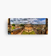 Radcliffe Camera  Canvas Print