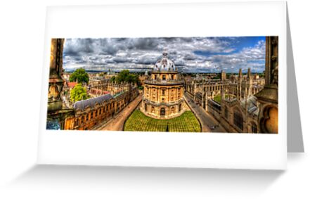 Radcliffe Camera  by Yhun Suarez