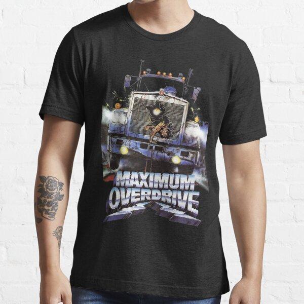 "Maximum Overdrive - ""Special Edition""【Horror】 Design (1986) Essential T-Shirt"
