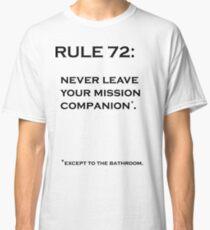 Rule 72 Classic T-Shirt