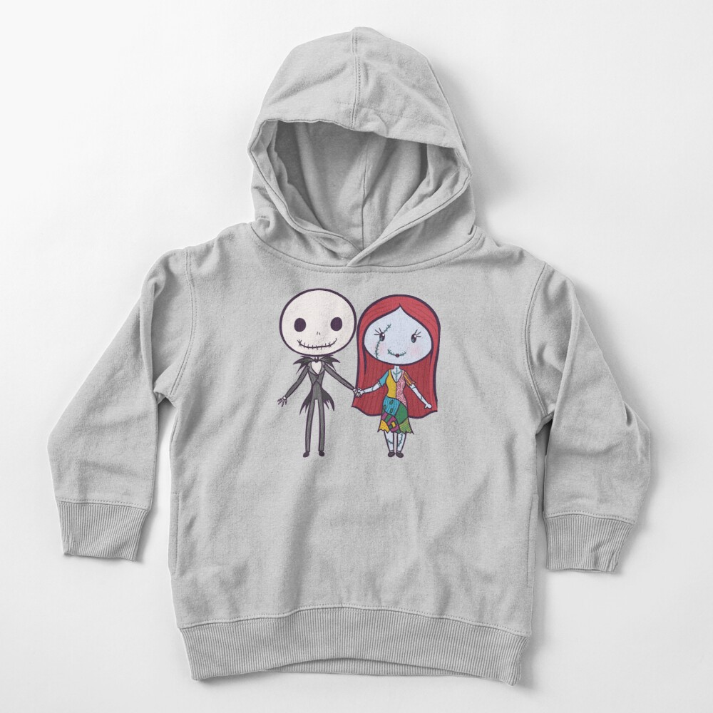 Lil' CutiEs - Couple of Bad Dreams Toddler Pullover Hoodie
