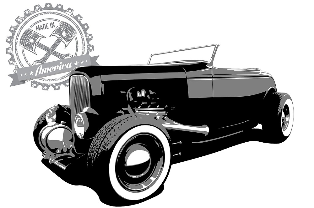 1932 Ford Highboy - Made in America by 6thGear