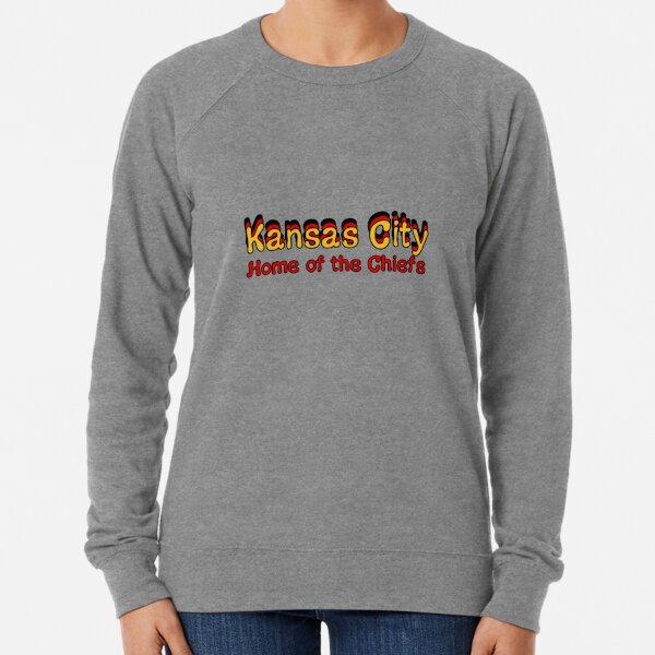 Kansas City, Retro Lightweight Sweatshirt