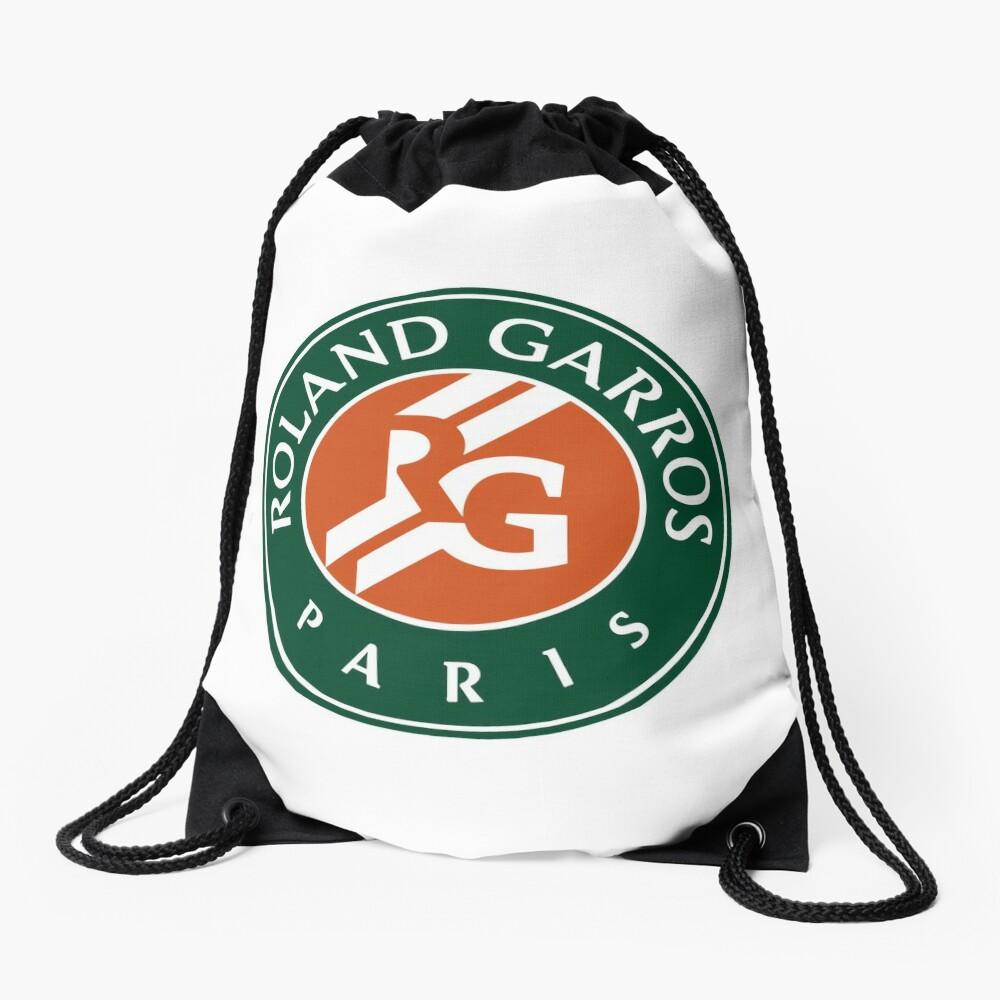 French Open Roland Garros Drawstring Bag