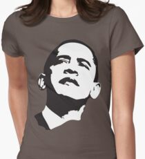 Womens Barack Obama 2012 T-Shirt