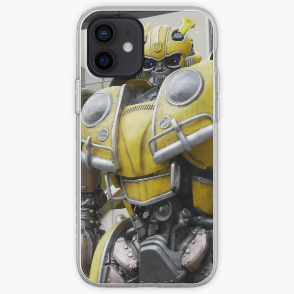 Bumblebee Movie Robot Mode iPhone Soft Case