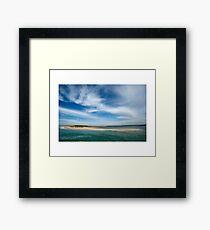 seascape-australia Framed Print