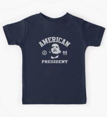 Kids American President Obama Kids Tee