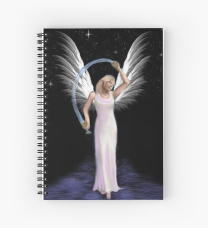 TEMPERANCE Spiral Notebook