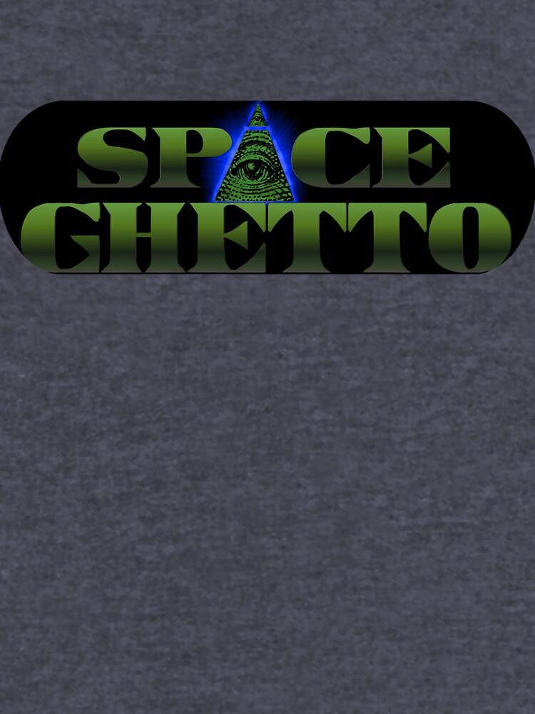 SpaceGhetto Logo by nigamajiga