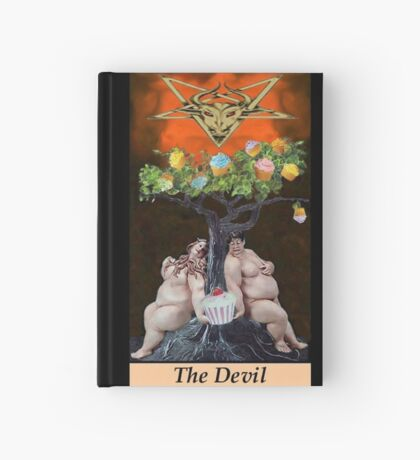 THE DEVIL Hardcover Journal