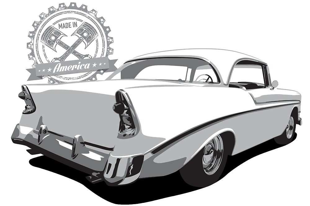 Chevrolet Bel Air - Made in America by 6thGear
