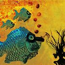 Percy's Mates, The Fish Family by Gary Caruthers