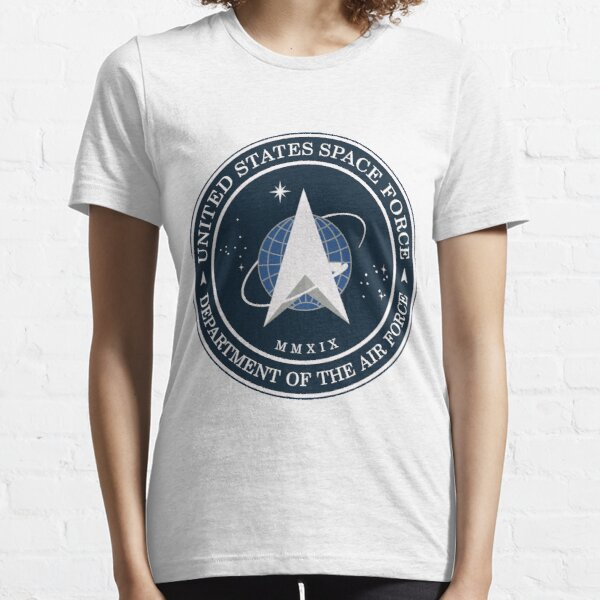 US Space Force Logo Essential T-Shirt