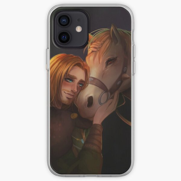 Lucien and Clive iPhone Soft Case