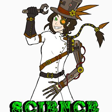 This is a job for.... SCIENCE! by ZombieRodent