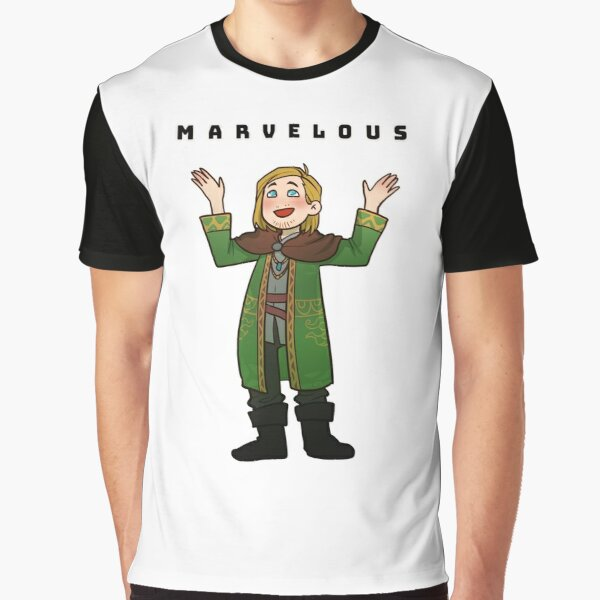 Lucien Marvelous Graphic T-Shirt
