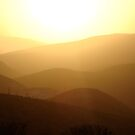 Baja Sunset by Joshua Russell