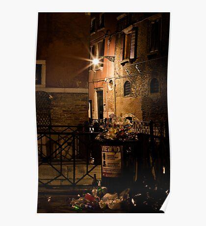 Gathering Place- Venice Trash Poster