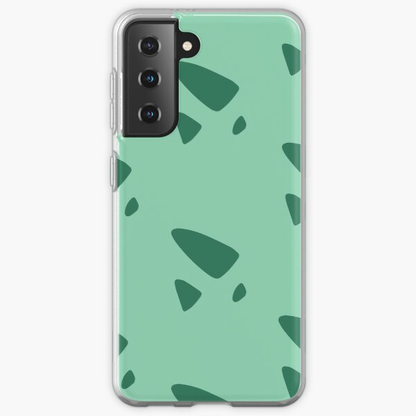 Motif Bulbasaur Coque souple Samsung Galaxy