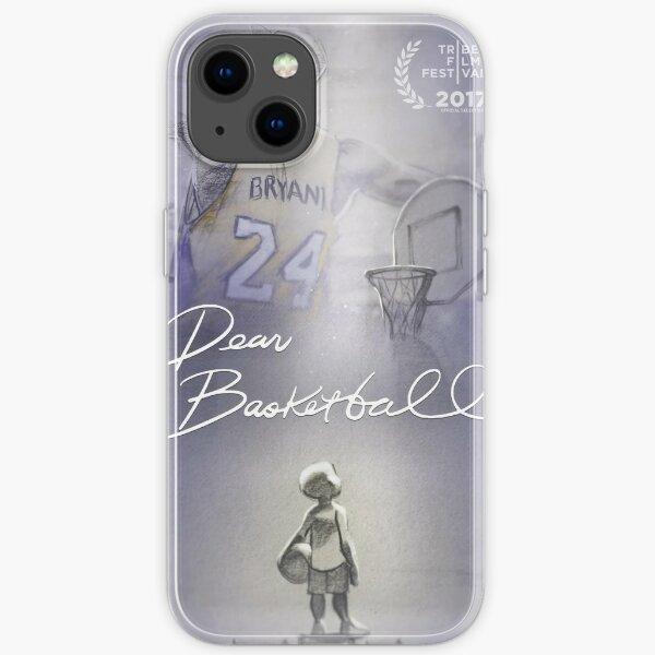 Cher Basketball Coque souple iPhone